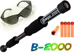 BUMPA 2000 Blowgun